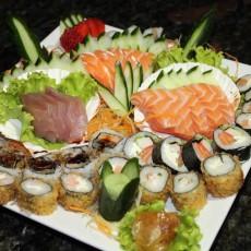 Sushi, Sashimi, Hot